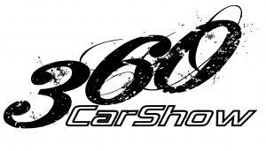 360 logo b&w