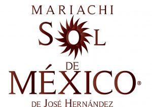 Mariachi Sol de Mexico Final Logo 2019 colors