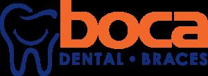 boca dental logo
